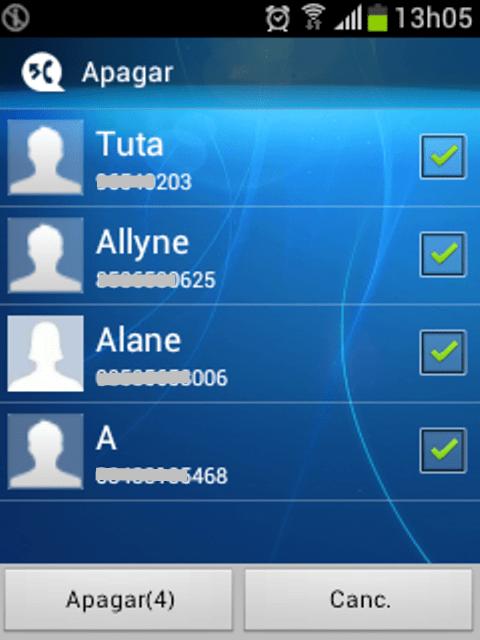 Bloqueando chamadas e SMSs indesejados com o Call Blocker
