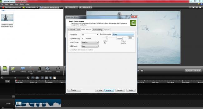 Como coverter vídeos para fullHD 1440p