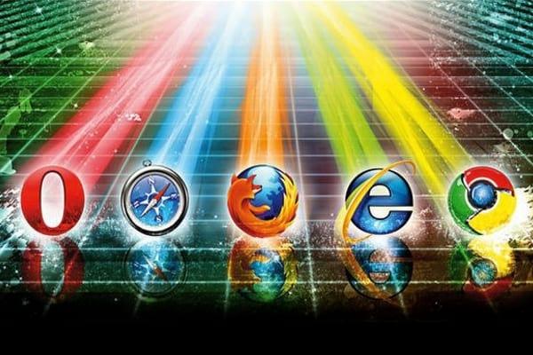 Principais Web Browsers.
