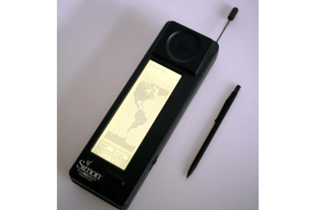 Primeiro smartphone da IBM completa 20 anos