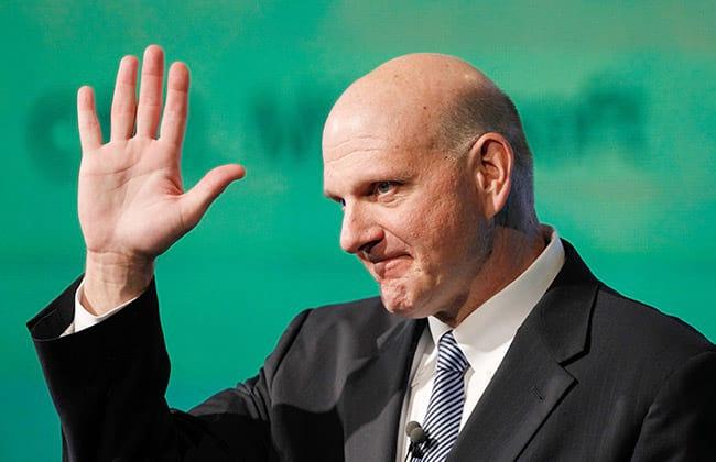 Steve Ballmer se demite do concelho de administração da Microsoft