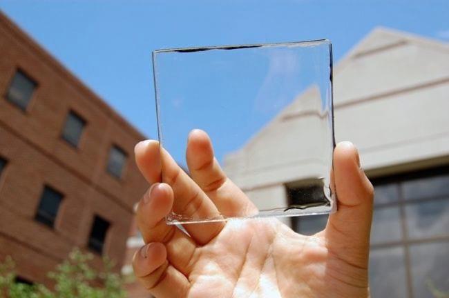 Novo painel solar poderá ser usado em superfícies translúcidas