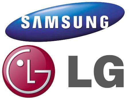 LG e Samsung deverão pagar multa por acusação de formação de cartel