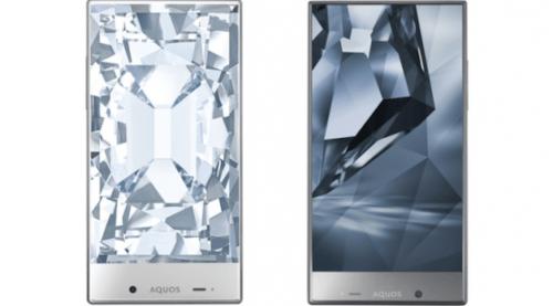 Sharp lança dois novos modelos de smartphones