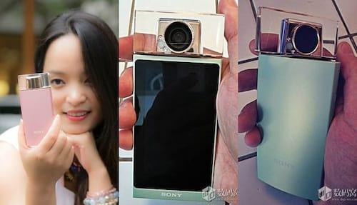 Sony deve lançar câmera de selfies em formato de frasco de perfume