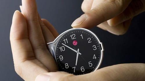 Veja o teaser do novo smartwatch da LG