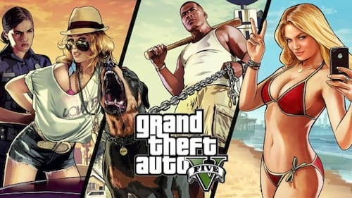 Take-Two, produtora do game GTA V pede o arquivamento do caso Lohan