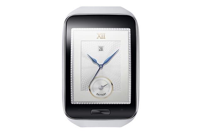 Samsung revela o seu novo relógio Gear S