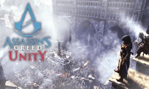 Assassin's Creed Unity chegará ao mercado no dia 11 de novembro