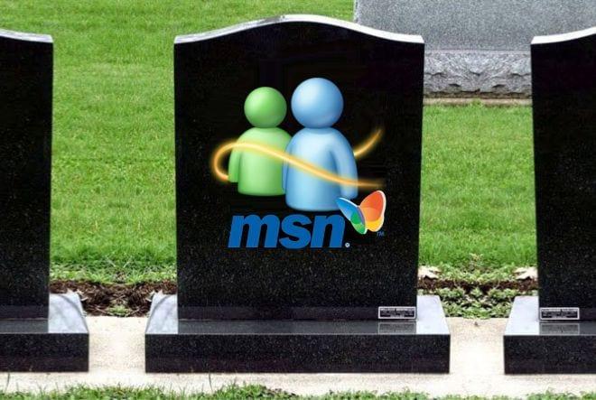 Agora é oficial: Windows Live Messenger tem data para o seu fim