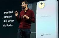 Google poderá apresentar este mês o primeiro smartphone com Android One