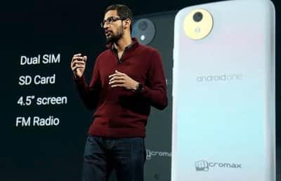 Google poder� apresentar este m�s o primeiro smartphone com Android One