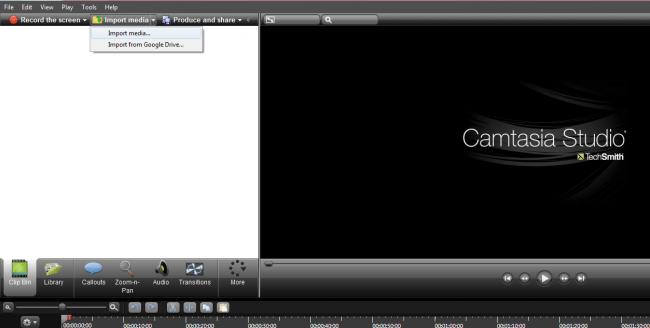 Como remover ruído de vídeo utilizando o Camtasia Studio