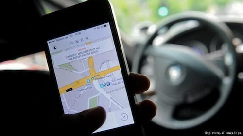 Aplicativo Uber é temporariamente proibido na Alemanha