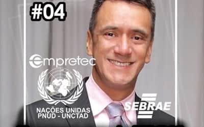 EmpreendeTech #04 - Marcos Almer�o - Empretec, sebrae e treinamentos comportamentais