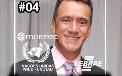 EmpreendeTech #04 - Marcos Almerão - Empretec, sebrae e treinamentos comportamentais