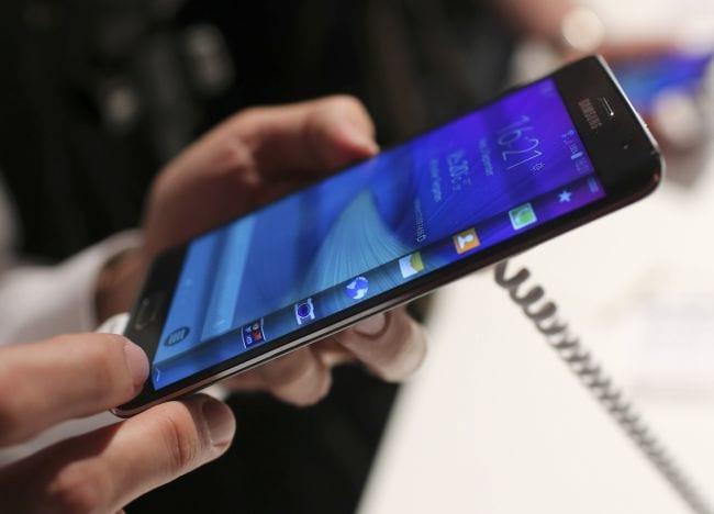 Samsung apresenta os novos Galaxy Note 4, Galaxy Note Edge e Gear VR