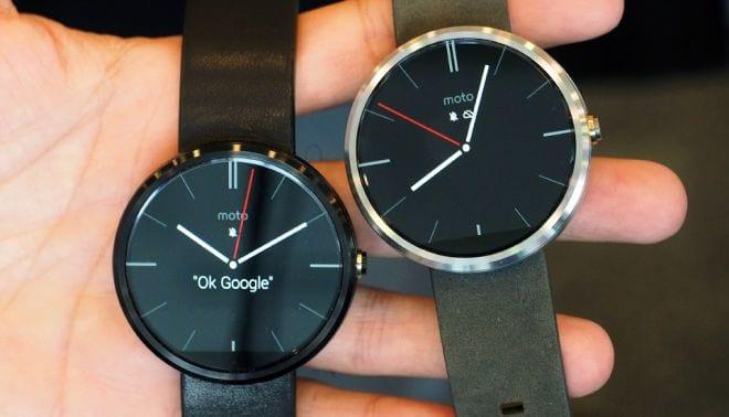Motorola lança o Smartwatch Moto 360