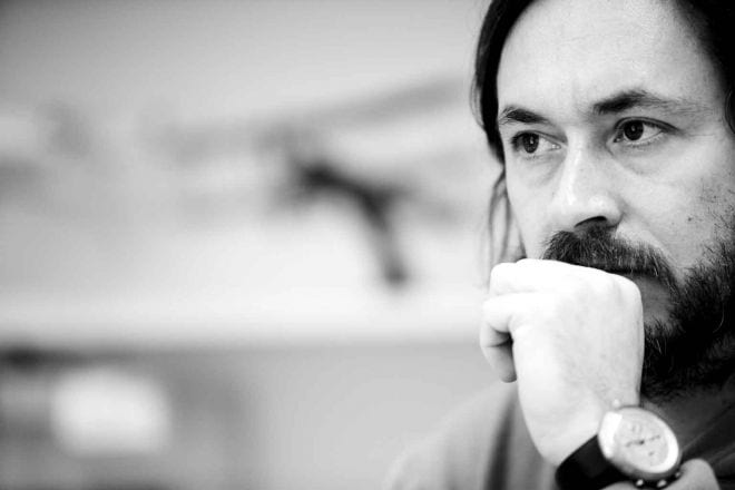 Marc Newson é o novo designer da Apple