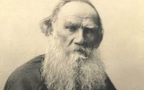 Google presta homenagem ao escritor Leo Tolstoy