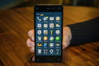 Amazon lançará Fire Phone por R$ 120 no Reino Unido