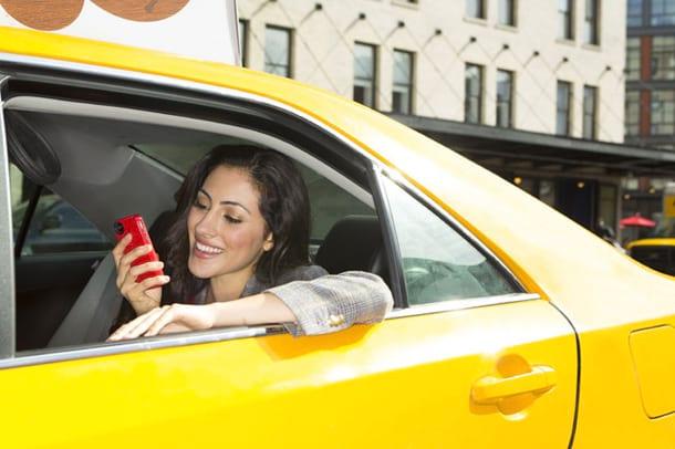 Aplicativo de Táxi exclusivo para mulheres será lançado em Nova York