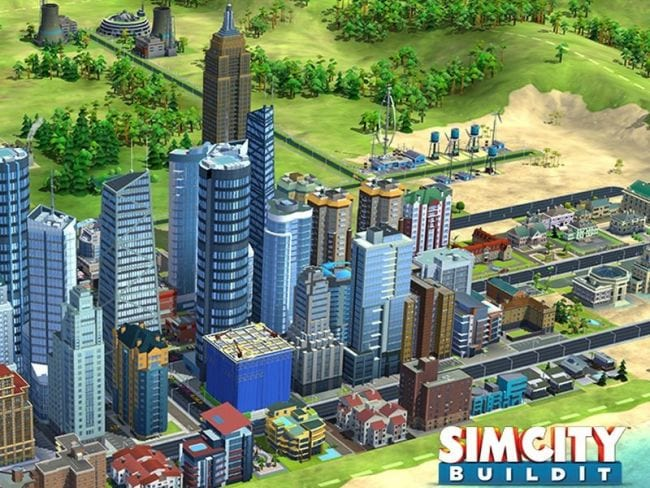 EA anuncia nova versão do game SimCity exclusiva para Android e iOS