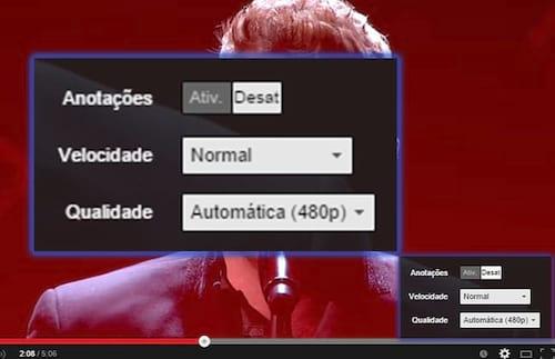 Como desativar anotações em vídeos do YouTube
