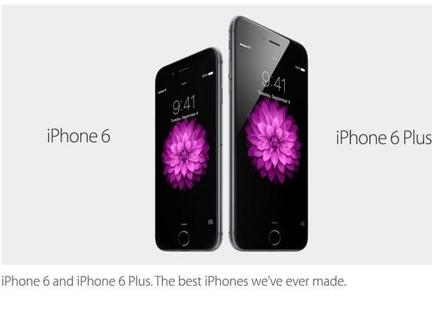 Em poucas horas, estoque de vendas do iPhone 6 Plus acaba