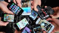 Smartphones dominam 75% da vendas de aparelhos celulares