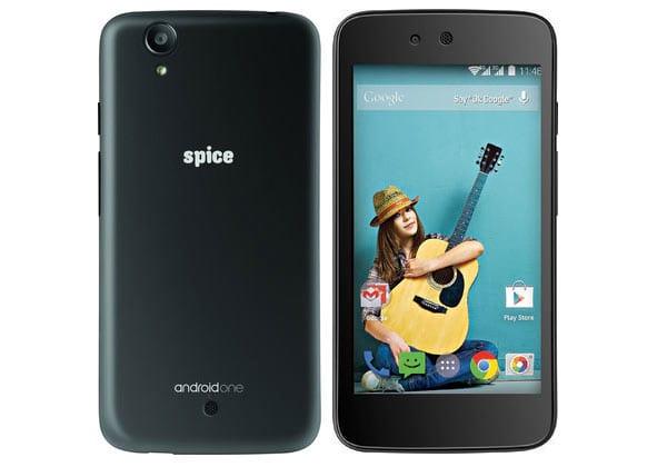 Android One é lançado na Índia por US$ 105