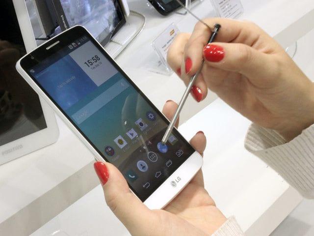 LG G3 Stylus chega ao Brasil por R$ 1.019,00