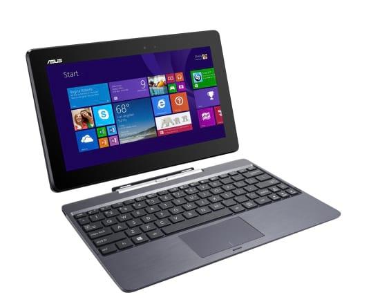 Transformer Book T100, o mais novo notebook 2 em 1 da Asus