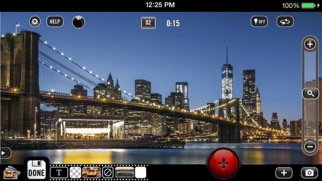 Conheça o app de US$ 999,99 que permite gravar vídeos em 4K