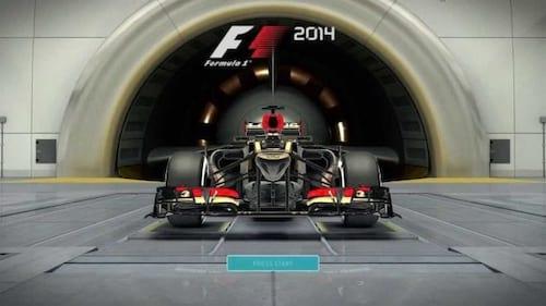 F1 2014 chega às lojas em 17 de outubro