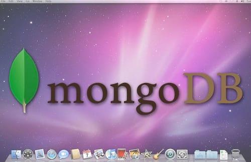 Instalando MongoDB no Mac OS X