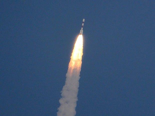Sonda indiana entra na órbita de Marte