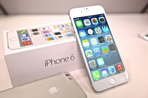 iPhone 6 longe de espionagem