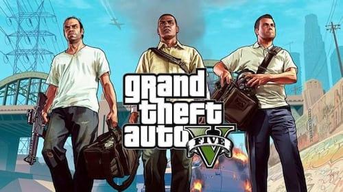 GTA 5 chegará em novembro para PS4 e Xbox One