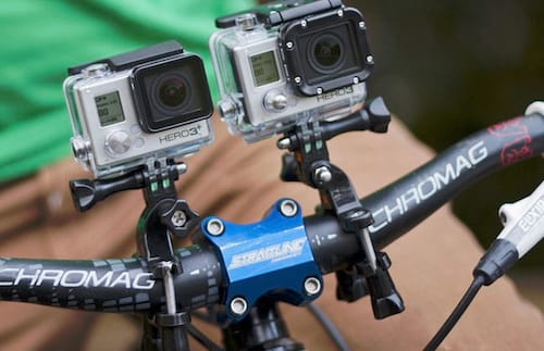A GoPro anuncia seus três novos modelos de câmeras de ação