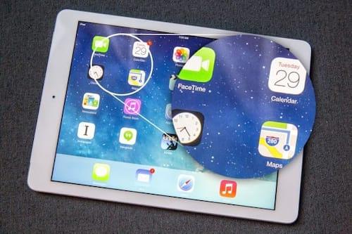 Novos iPads devem ser equipados com sensor digital Touch ID