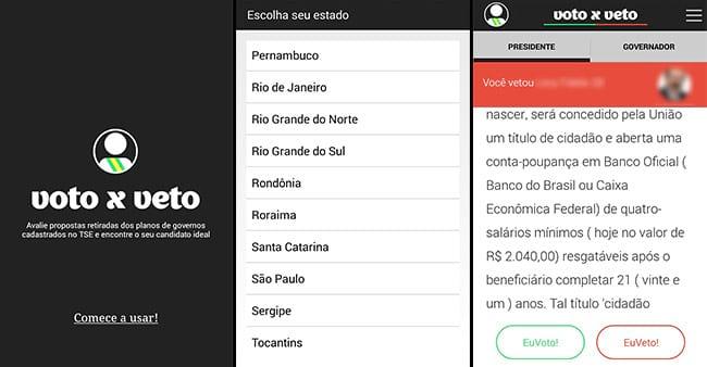Aplicativos para acompanhar as eleições 2014