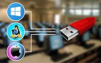 6 programas para criar pendrives bootáveis