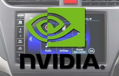 Honda fecha parceria com NVIDIA para sistema automotivo de informa��o e entretenimento