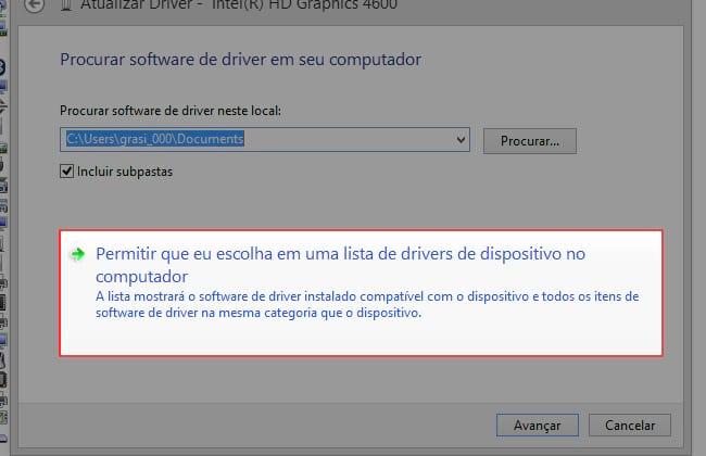 Como arrumar o problema do brilho depois de atualizar para o Windows 8.1