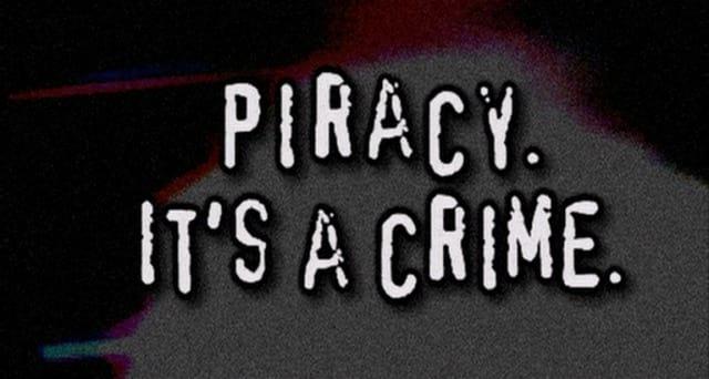 O que é pirataria?