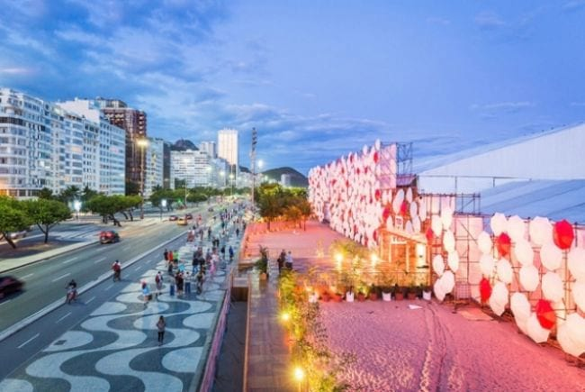 TED Global está sendo realizada pela primeira vez no Brasil