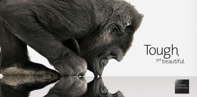 Como funciona o Gorilla Glass?