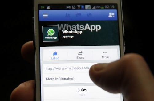 Facebook não pretende monetizar WhatsApp, ao menos por enquanto