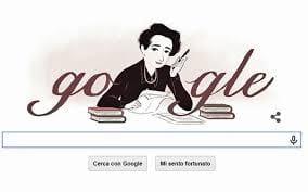 Hannah Arendt é a homenageada da vez com Doodle do Google